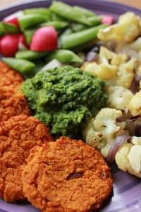 Proppfullt av näring, smak, färg...