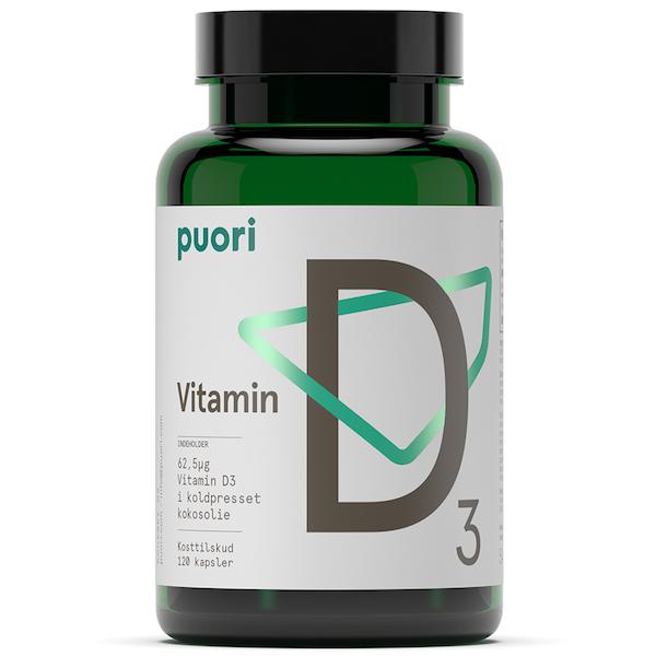 d vitamin i kokosolja