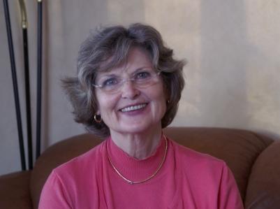 Min vackra mamma, hösten 2007.