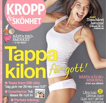 10 viktmyter i amelia Kropp & skönhet