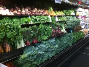 grönsaksdisk