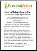 SmartaMatens kostguide i fickformat