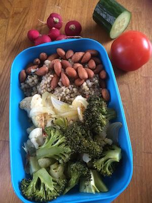 Läsarfrågan: näringsvärde i uppvärmd mat?